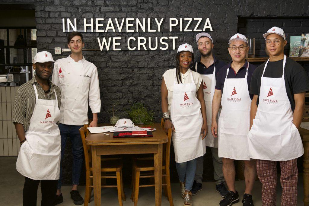 Professioneller Pizza-Kurs