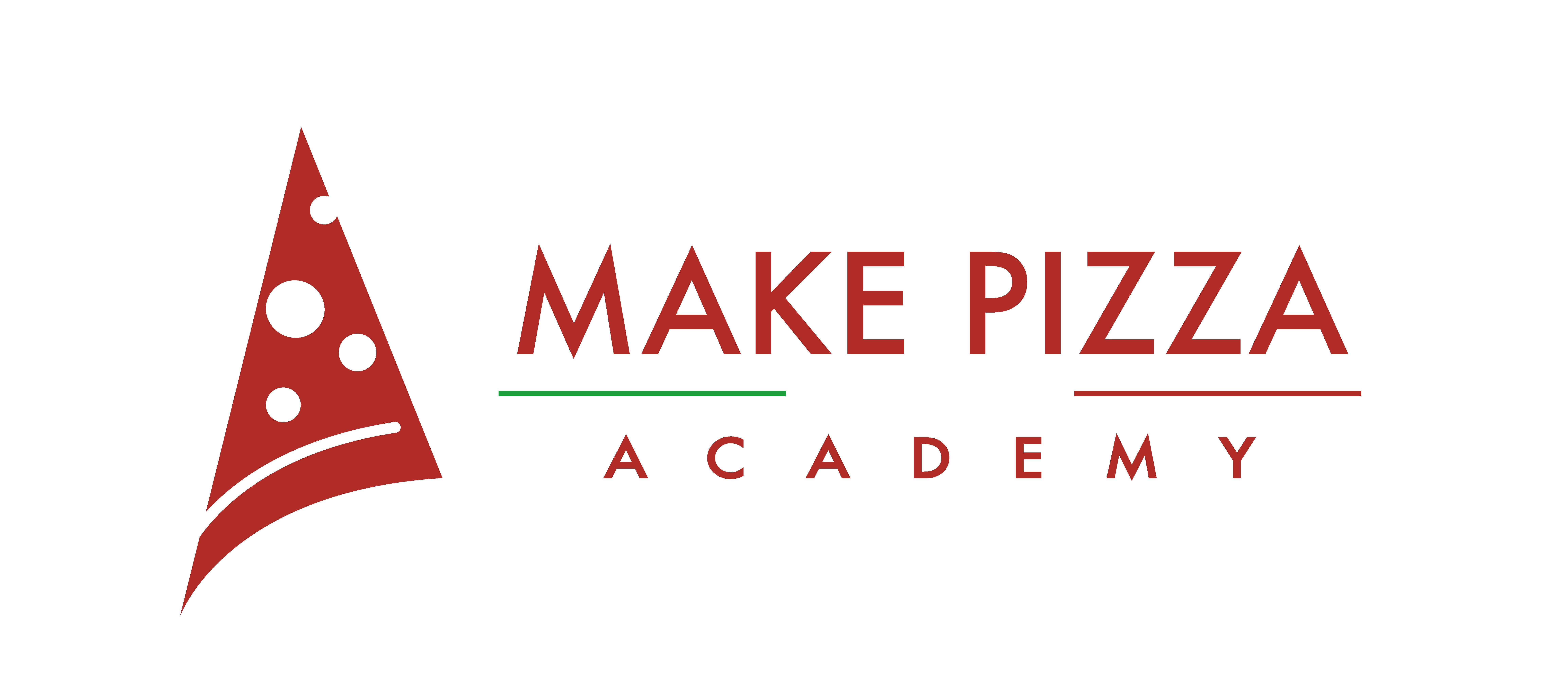 Make Pizza Academy Logo